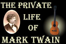 Logo for The Private Life of Mark Twain